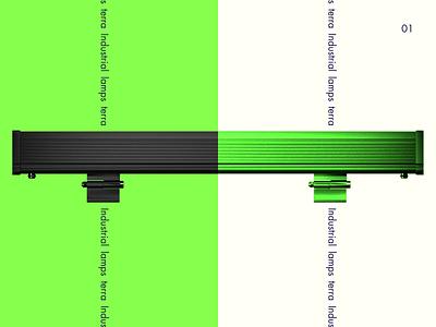 Catalogue of industrial lamps animation klad digitaldesign identitydesign 3d art 3d 3d animation design graphicdesign