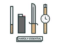 Hardly Essential