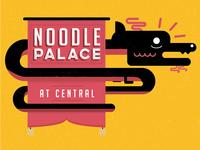 NOODLE PALACE Logo