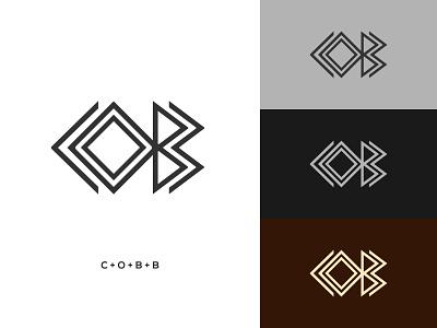 COBB LOGO || modern concept logo typography monogram icon concept grid geometric bold corporate adobe branding graphic design illustration design logomaker logo inspiration logo designer logo design logocreator logo minimal