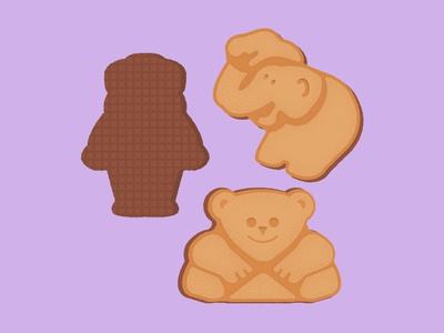 Daily Biscuit Challenge 21, The Animal Biscuit