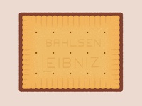 Daily Biscuit Challenge 44, The Choco Leibniz Biscuit