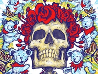 Dead And Company - Hartford Poster