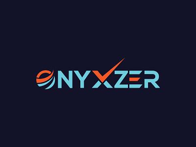 Tech company logo typography logo agency logo business logo vector icon branding illustration flat logo minimalist logo tecnology tech logo