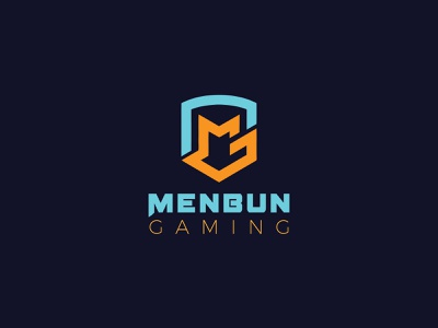 Gaming logo minimalist logo vector flat logo creative logo illustration business logo branding gaming logo