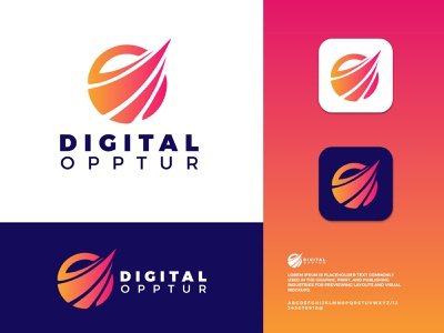 Digital Technology Logo Design mark tech logo digital minimal abstract 2d development creative logo maker vector graphic design artist branding modern logo flat logo logo design minimalist logo innovation tech technology