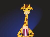 A Jolly Giraffe