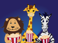 Three's a Zoo