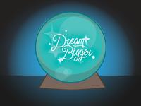 Dream Bigger Crystal Ball