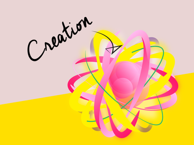 Process Pt. 2: Creation atom explosion science creation