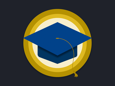We did it, ya'll! graduation cap graduation