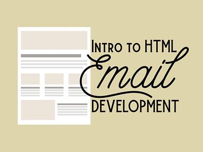 Now on Skillshare! email templates html email development email skillshare