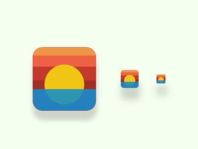 Daily UI Challenge – Day #005: App Icon adobe illustrator illustration app icon