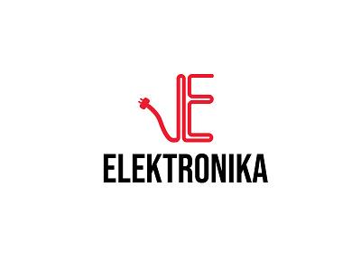 Electronics logo design designer graphic logotype logodesign logo design logo portfolio page portfolio creative design portfolio design graphicdesign design graphicdesigner adobe illustrator adobe photoshop graphic design