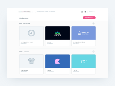 Logo Website – My Projects