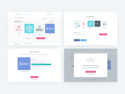 Logo Website - Selected Subpages