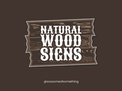 Natural wood signs logo design woodlogo wood natural creative photoshop logo designer logos illustrator design illustration icon graphic design minimal logo design logo