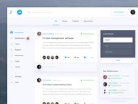 Task Managing UI