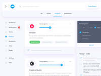 Projects UI