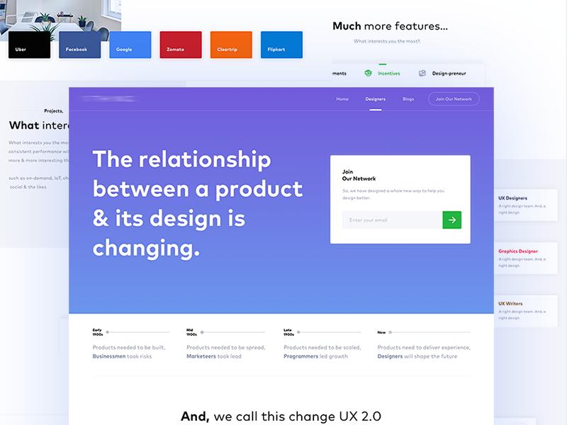 Designers Page