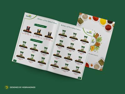 Kasuri Catalog graphic designer minimal packaging designer brand identity brand identity designer catalogue design catalog design product design
