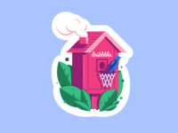 Dribbble Like a Home