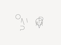OMP Monogram