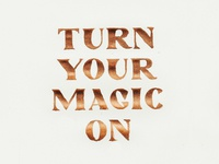 Magic ON