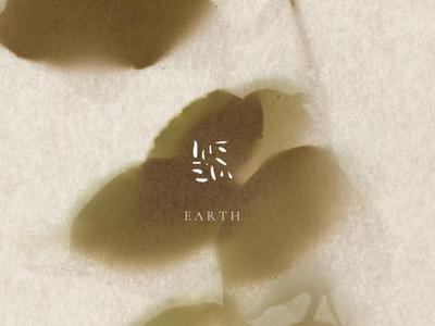 Earth Icon lines architecture organic natural sabi wabi