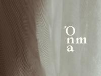 Onma Custom Wordmark