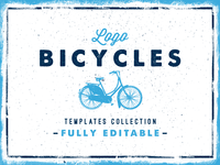 Bicycles Logo Collection