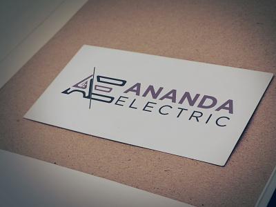 AE Letter Logo Design illustrator flat minimal branding brand identity business card design business card businesscard vector design logo design logo logodesign