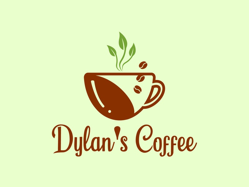 Coffee Shop Logo Design dailylogochallenge logotype brand logos logodesigns graphicdesigner designer art graphicdesign logodesigner minimal flat logo design brand identity logo design logodesign illustrator branding
