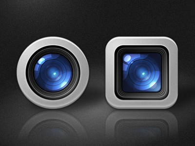 FaceTime icons