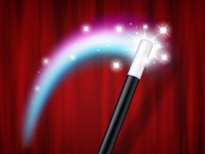 Magic Wand magic wand magic wand fireworks adobe fireworks vector