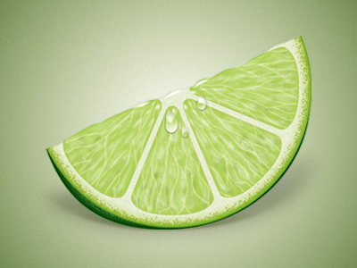 Lime vector illustration icon adobe fireworks fireworks lime game