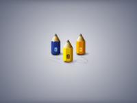 Pencils 1920x1200