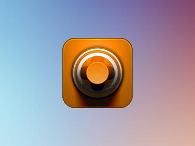 VLC iOS Icon icon vlc ios fireworks adobe fireworks vector iphone ipad