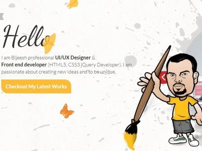 UI/UX Designer and Front End Developer - www.bijudesigner.com