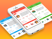 Pokédex App
