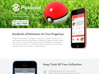 Pokedex site full