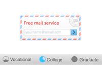 Envelope And Glyphs
