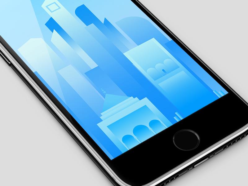 Iphone 7 jet black perspective free mockup copy