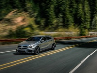 Mercedes A45 AMG - Pacific Northwest