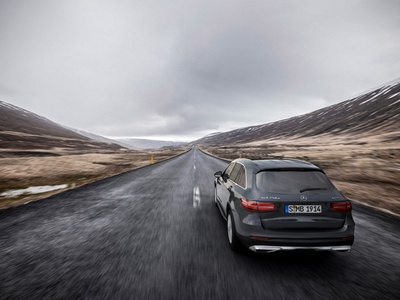 Mercedes GLC - Iceland