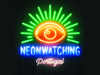 Neonwatching Logo Design