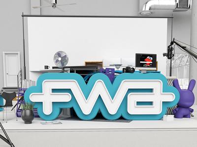 FWA - Wallpaper Download fwa website 3d render model type digital awards wallpaper free