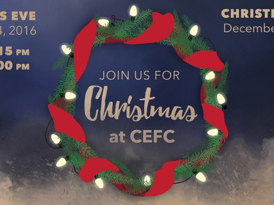 Christmas at CEFC