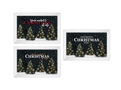 WIP - Christmas Invitation Card