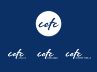 CEFC church logo variations